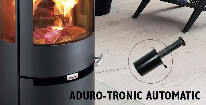 automatische regulierung der luftzufuhr finden sie die aduro tronic automatik online. Black Bedroom Furniture Sets. Home Design Ideas